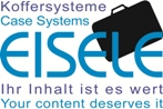 Halle 3, Stand 3008 www.eisele-koffer.com